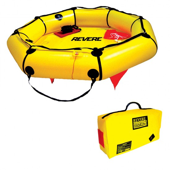 Marine Life Rafts - Inflatables International
