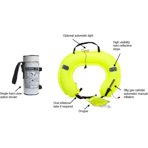 Jonbuoy Inflatable Horseshoe