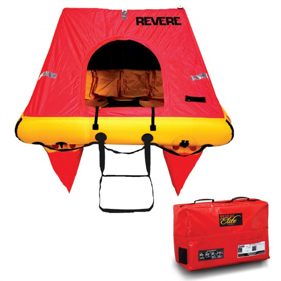 Revere Survival Life Rafts - Liferaft Inflatables PFD Products