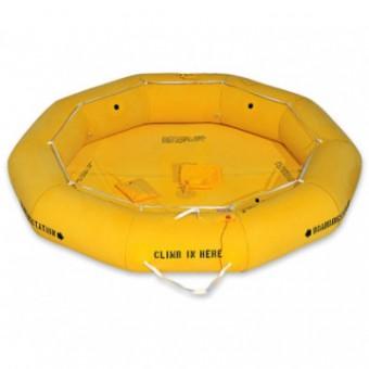 Eastern Aero Marine Life Raft (EAM-8), Non-FAA Approved