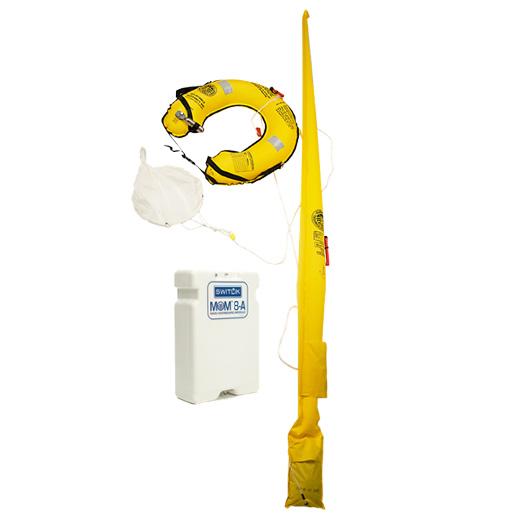 Switlik MOM 8-A Throwable Rescue Platform