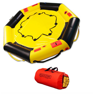 Switlik Non FAA Approved Aviation Life Raft Inflatables International