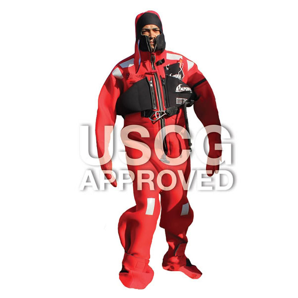 Imperial Immersion Survival Suit - Weight Scale Over 220