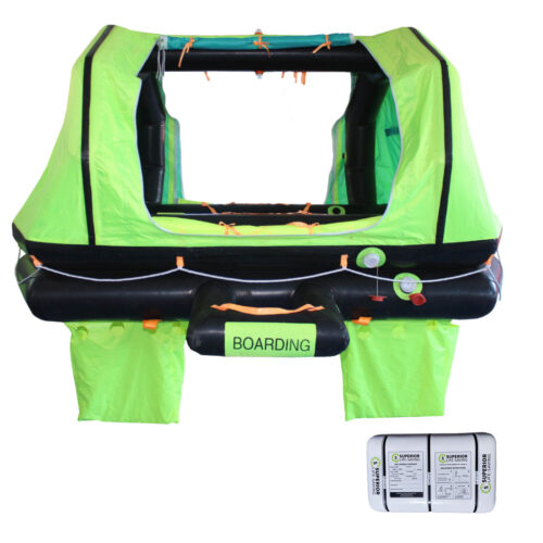 Superior Lifesaving Equipment's Wave Breaker