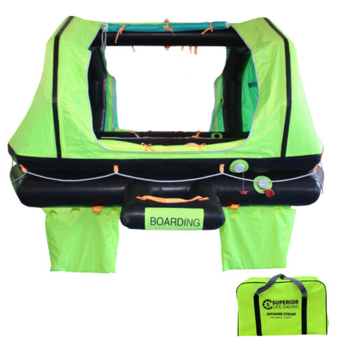 Superior Lifesaving Equipment's Wave Breaker - Valise