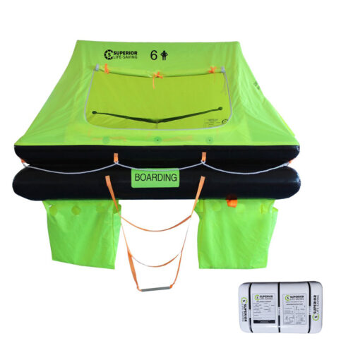 Superior Lifesaving Equipment's Coastal Surge - 6 Container