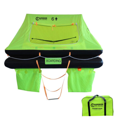 Superior Lifesaving Equipment's Coastal Surge - 6 Valise