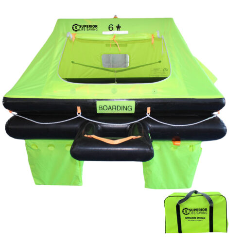 Superior Lifesaving Equipment's Offshore Stream Valise
