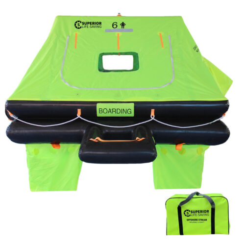 Superior Lifesaving Equipment's Wave Racer ISO Valise