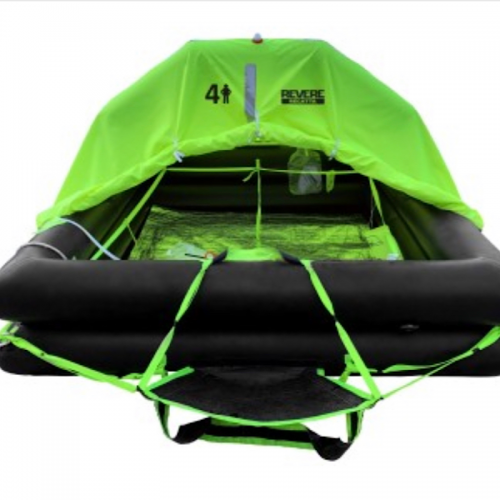Regatta Life Rafts by Revere
